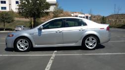 2008 Acura TL w/Navi