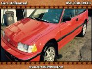 1991 Honda Civic Base