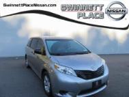 2011 Toyota Sienna Base 7-Passenger