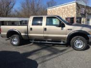 2002 Ford Super Duty F-250 Lariat Crew Cab Long Bed 4WD