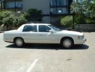 1998 Cadillac DeVille Base