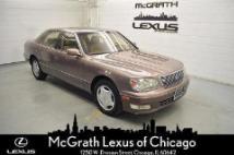 2000 Lexus LS 400 Base