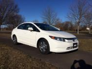2012 Honda Civic Hybrid Base