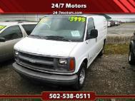 1999 Chevrolet Express Cargo Van G2500
