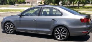 2012 Volkswagen Jetta GLI Autobahn