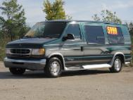 2000 Ford Econoline Cargo Van Recreational