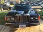 1986 Rolls-Royce  BLACK