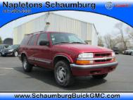 1999 Chevrolet Blazer Trailblazer
