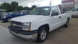 2003 Chevrolet Silverado 1500 Work Truck