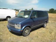 1997 Chevrolet Astro 2WD