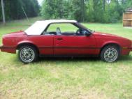 1987 Chevrolet Cavalier RS