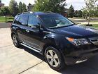 2007 Acura MDX SH-AWD w/Sport Package w/RES