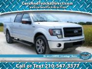2013 Ford F-150 FX2