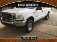 2002 Ford Super Duty F-250 Lariat SuperCab Long Bed 4WD
