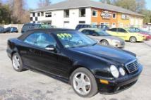 2003 Mercedes-Benz CLK-Class CLK430