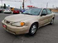 2002 Pontiac Grand Am SE1