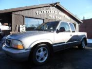 1998 GMC Sonoma SLS Ext. Cab Sportside 2WD