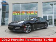 2012 Porsche Panamera Turbo