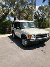 2001 Land Rover Discovery Series II SD