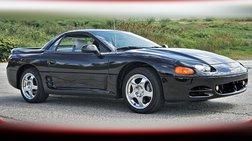 1995 Mitsubishi 3000GT Spyder VR-4 Turbo