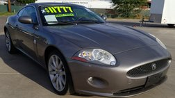 2009 Jaguar XK Base