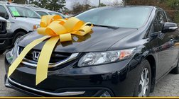 2013 Honda Civic Hybrid 4dr Sdn w/Navi & Leather