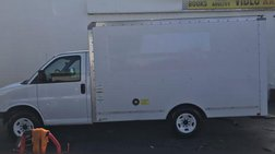 2012 GMC Savana Cutaway 3500