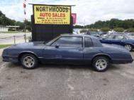 1984 Chevrolet Monte Carlo SS