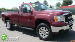 2014 GMC Sierra 3500HD Work Truck