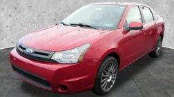 2011 Ford Focus Sport SES