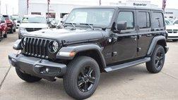 2020 Jeep Wrangler Unlimited Sahara Altitude