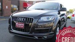 2014 Audi Q7 3.0T quattro Premium