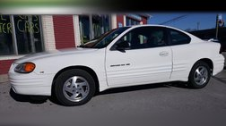 1999 Pontiac Grand Am SE coupe