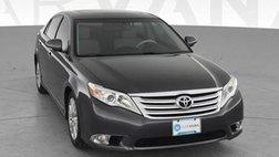 2012 Toyota Avalon Sedan 4D