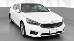 2017 Kia Cadenza Limited Sedan 4D