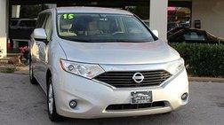 2015 Nissan Quest Platinum