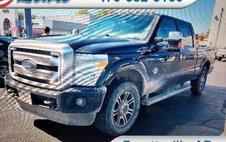 2015 Ford Super Duty F-250 Platinum