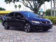 2015 Honda Civic Si w/Summer Tires