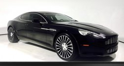 2012 Aston Martin Rapide Luxury Sedan