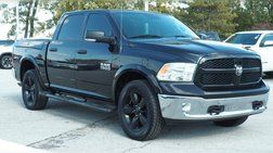 2015 Ram Ram Pickup 1500 Outdoorsman
