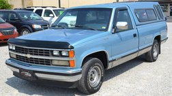 1989 Chevrolet C/K 1500 Reg. Cab 8-ft. Bed 2WD