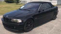 2002 BMW 3 Series 325Ci