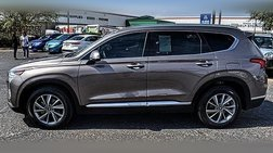 2019 Hyundai Santa Fe Limited Edition
