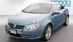 2010 Volkswagen Eos Lux