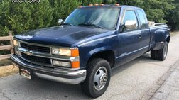 1994 Chevrolet C/K 3500 Ext. Cab 2WD