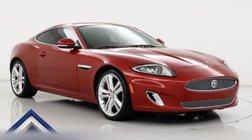 2014 Jaguar XK Base