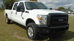 2014 Ford F-250 XL Crew Cab Long Bed 4WD