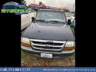 2000 Ford Ranger XL Short Bed 2WD