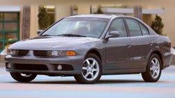 2002 Mitsubishi Galant LS