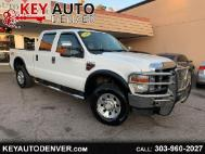 2009 Ford F-250 XLT Crew Cab Long Bed 4WD